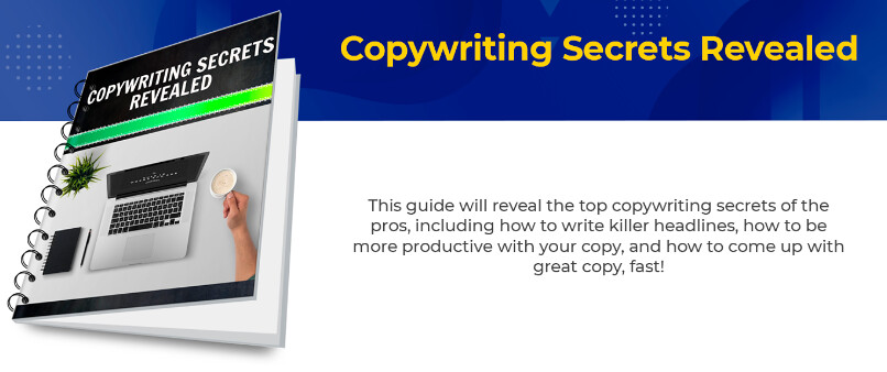 Copywriting Secrets Revealed