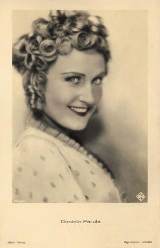 Danièle Parola in Stupéfiants (1932)