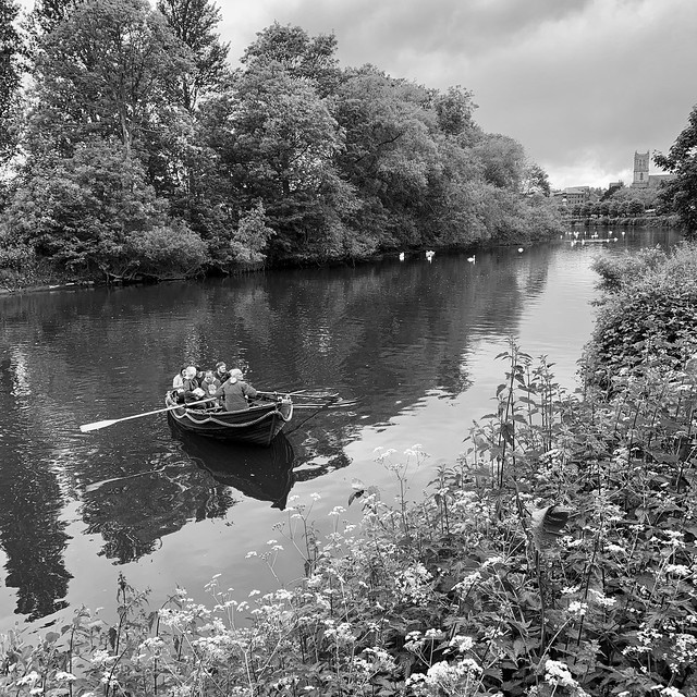 The Cathedral ferry, Worcester
