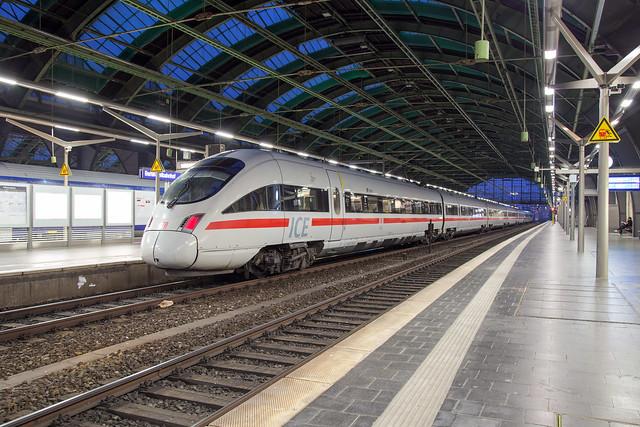 ICE T7 Berlin Ostbahnhof