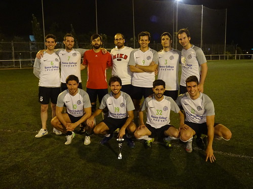 Banco Gallego subcampeón banca Champions League
