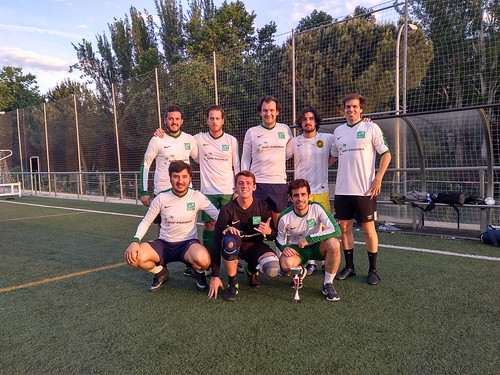 BNP PARIBAS SECURITIES SUBCAMPEON FINANCIERO EUROPA LEAGUE