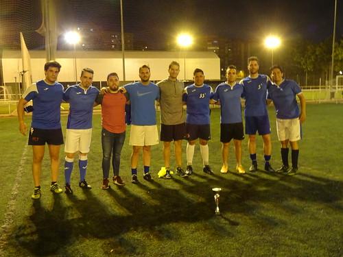 Intervassit, subcampeón consultoria Europa League