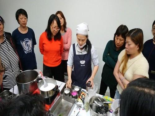 3D果凍花-小田園農業下午茶系列1