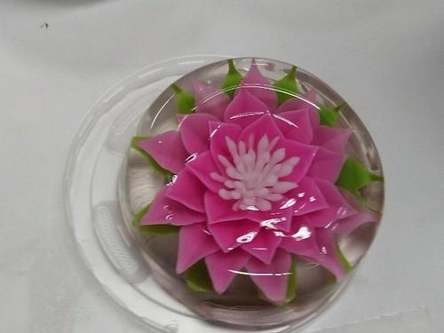3D果凍花-小田園農業下午茶系列4