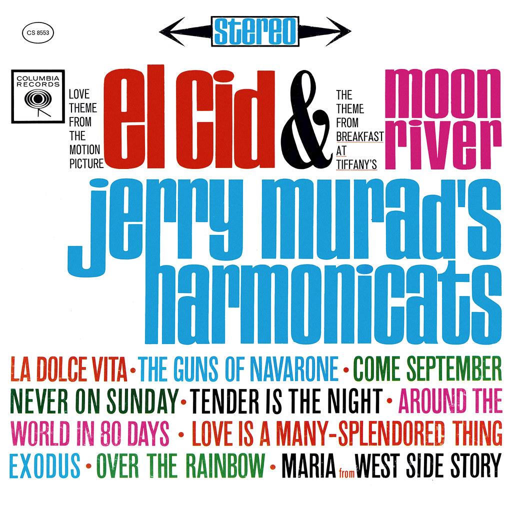 Jerry Murad´s Harmonicats - Love Theme from El Cid