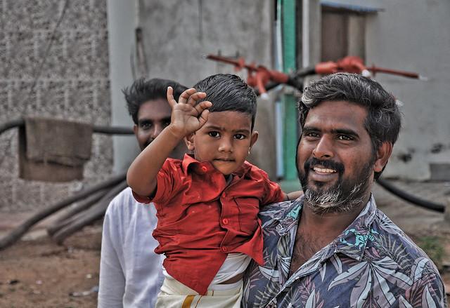 Deva and son