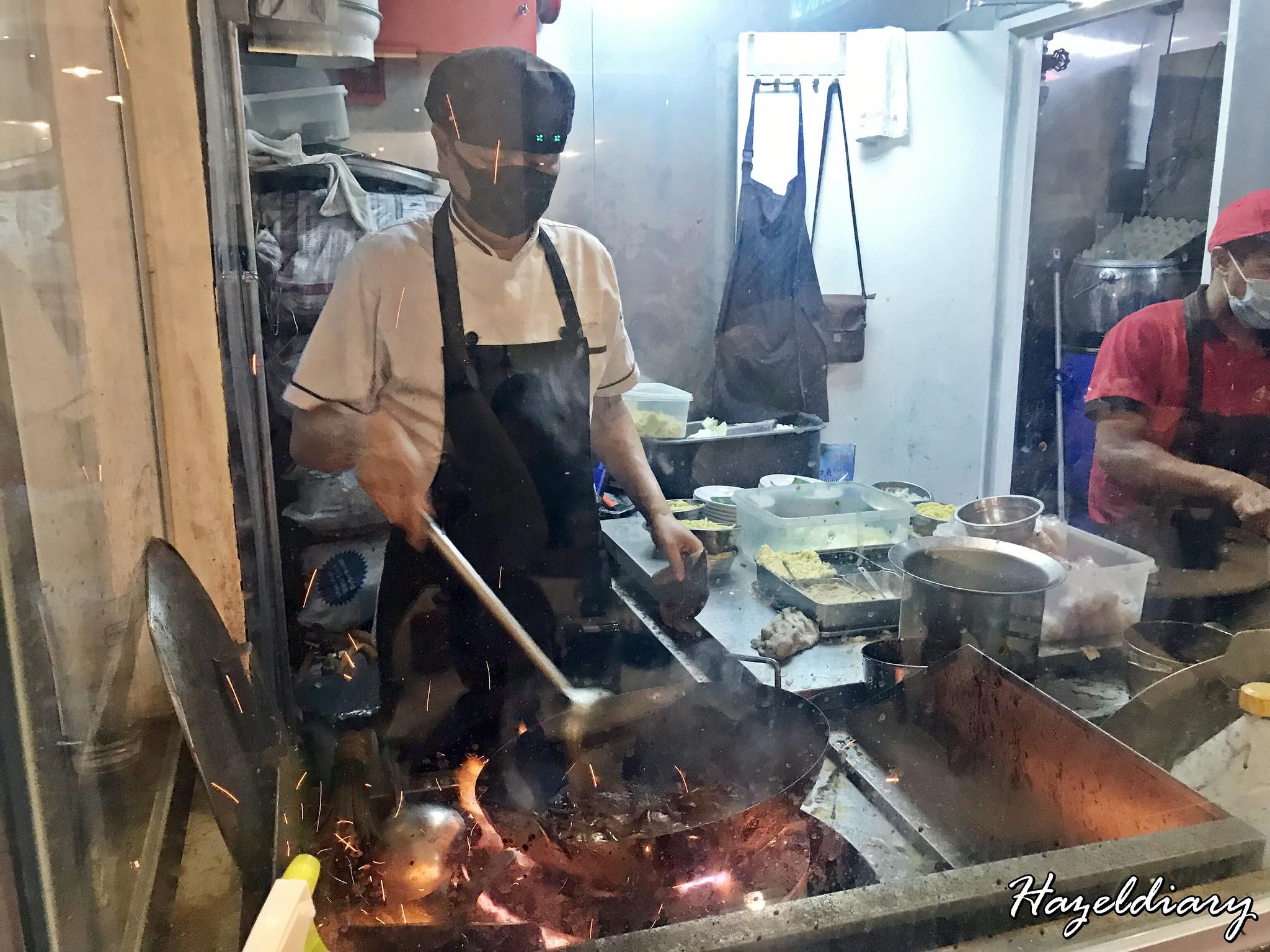 Kim Lian Kee Black Hokkien Mee-Midvalley Southkey Johor Bahru