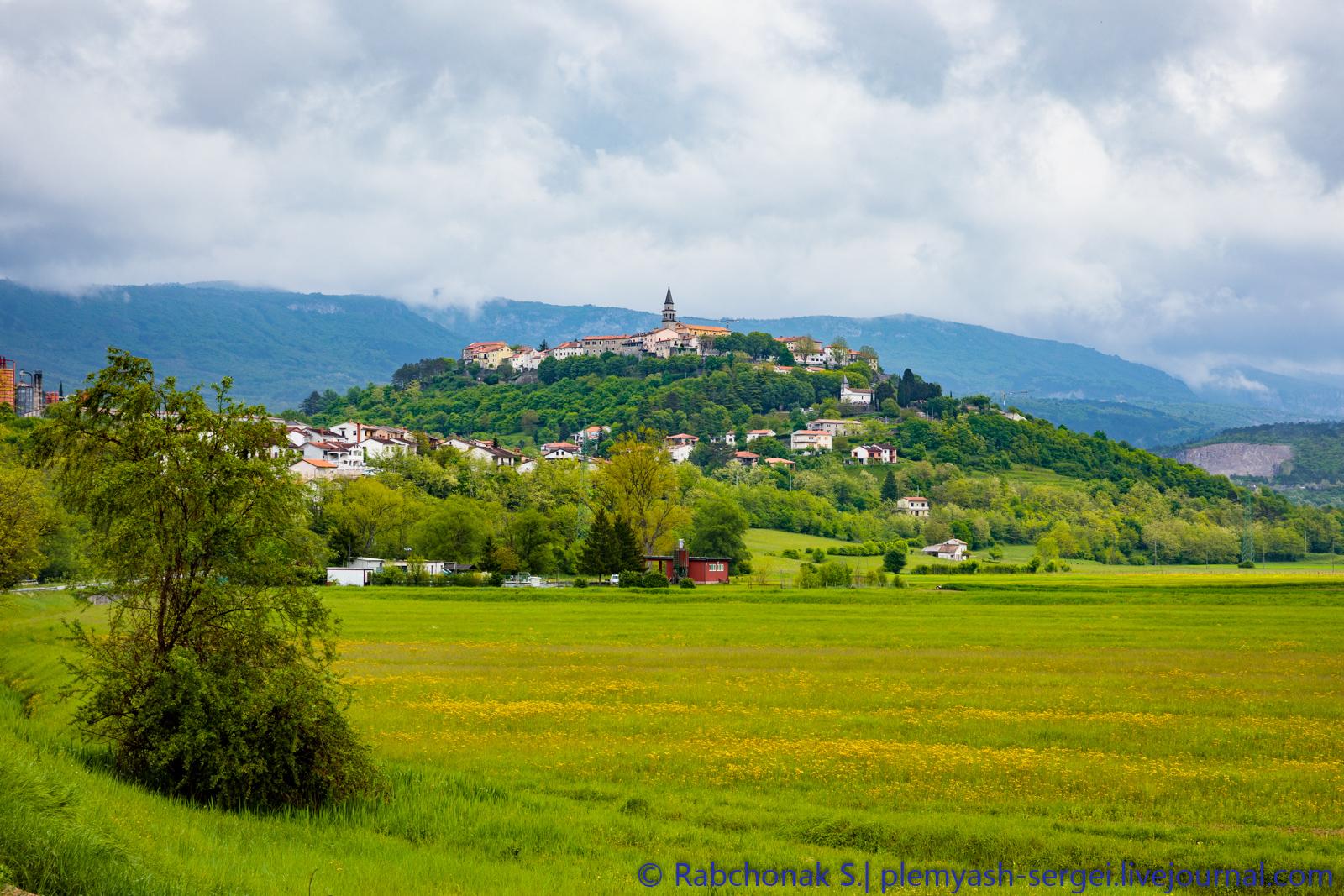 Путешествие по Словении
