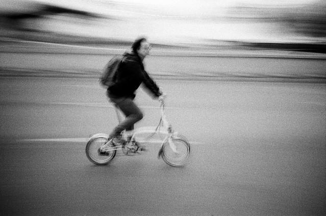 Bikers - Olympus XA