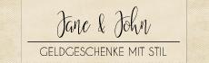 Jane & John Banner
