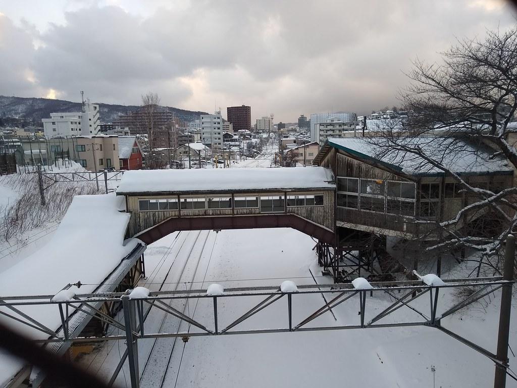 Bridge in Hokkaido
