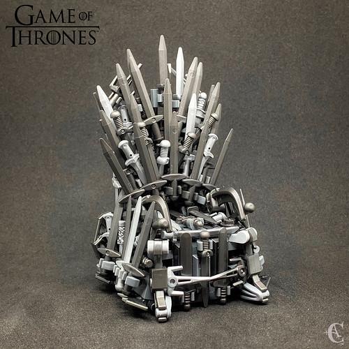 Game of Thrones - Iron LEGOThrone