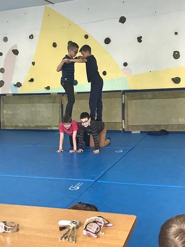 Evaluation accro sport CM2 C 2019