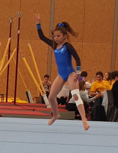 Championnat de France Ugsel de gymnastique Mai 2019