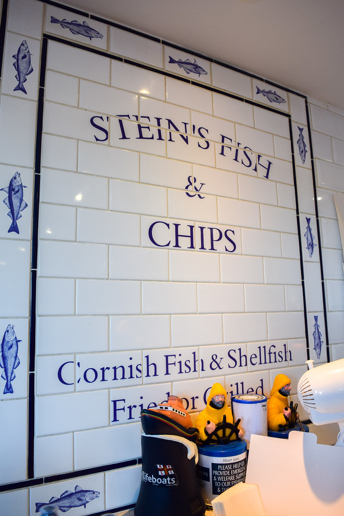 Rick Stein's Fish and Chips, Padstow