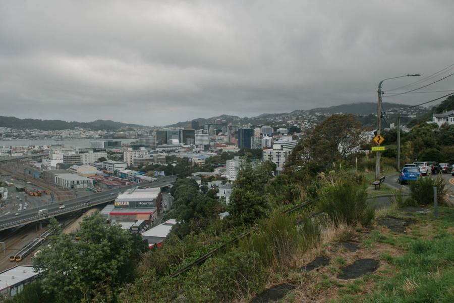 Новая Зеландия: Веллингтон -
