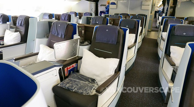 KLM World Business Class-6