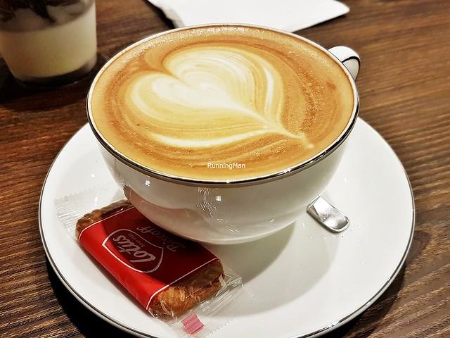 Latte Hot