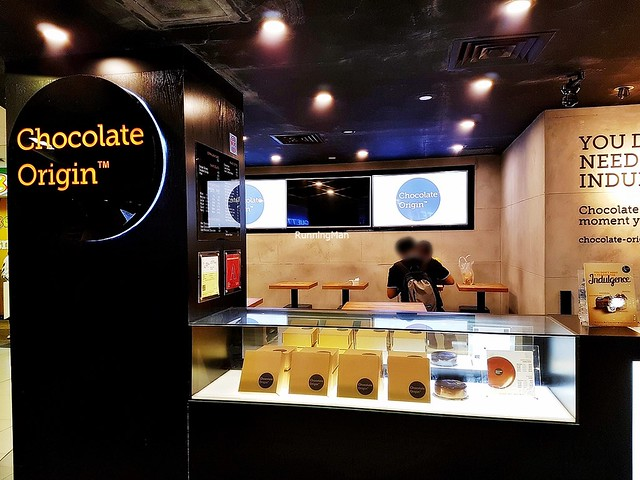 Chocolate Origin Facade