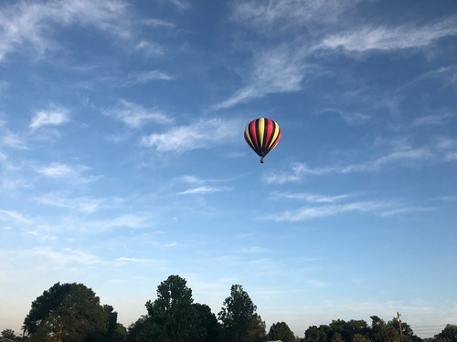 Hot air balloon ride! from 5 Family-Friendly Eco Destinations in Kissimmee, Florida