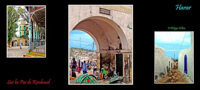 au fil des rues de la vieille citéde Harar ²