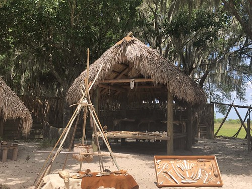 Jororo Tribe Native Village at Boggy Creek. From 5 Family-Friendly Eco Destinations in Kissimmee, Florida