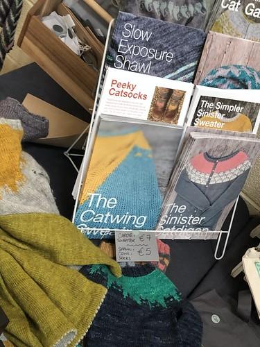 West Cork Yarn Festival 2019. Read more on EvinOK.com