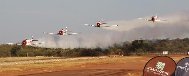 Harvards in Botswana 2019