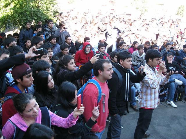 Día del alumno 2012