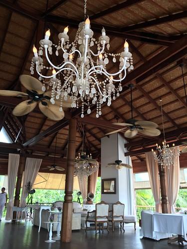 サムイ島 2019年5月 色々食べてました その3 アフタヌーンティー Le Salon de Ti ザゼンブティックリゾート