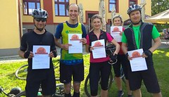 Údavskou 50 vyhrál Šafr, 50 mil železnohorských Lopour