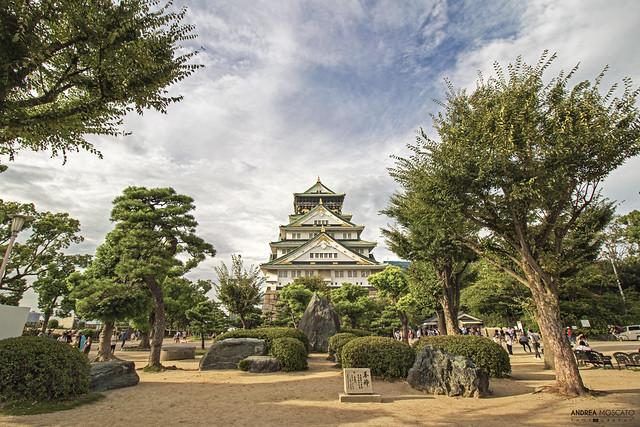 Osaka Castle - Osaka (Japan)