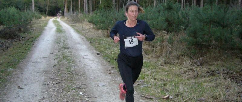 Čeperský běh vyhráli Nechvíl a Kubiasová