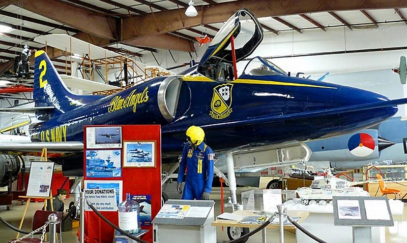 Douglas A-4C Skyhawk 00001