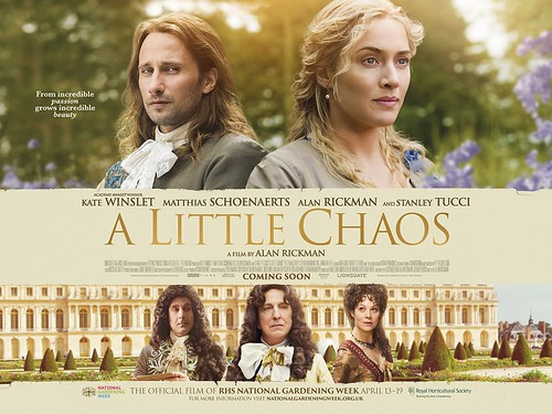 A Little Chaos - Poster 1