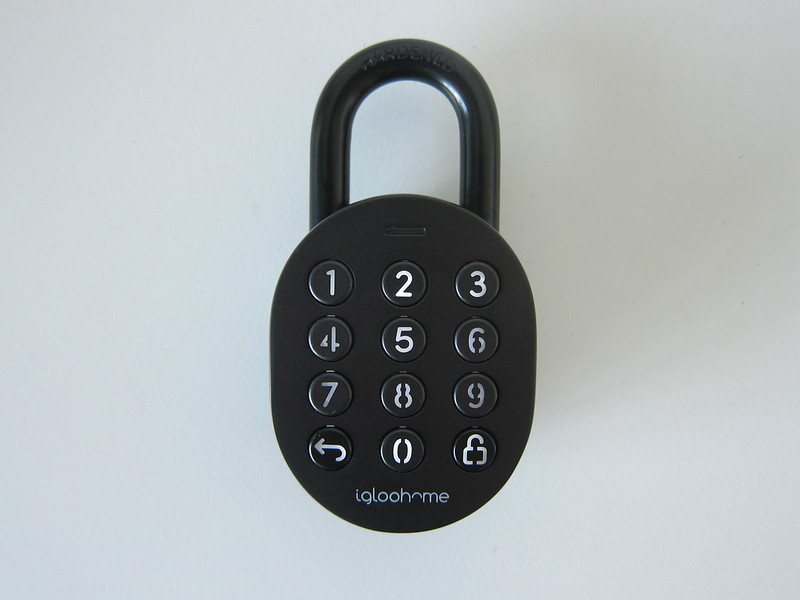 igloohome Smart Padlock - Powered