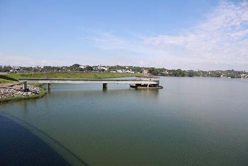 Visita técnica para avaliar a estrutura atual da Barragem da Pampulha - Comissão de Meio Ambiente e Política Urbana