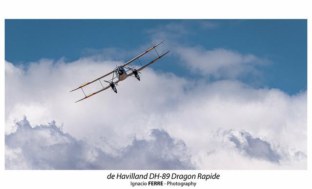 de Havilland DH-89 Dragon Rapide