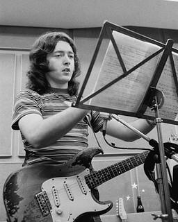 Rory Gallagher - Studio Work . 1970s