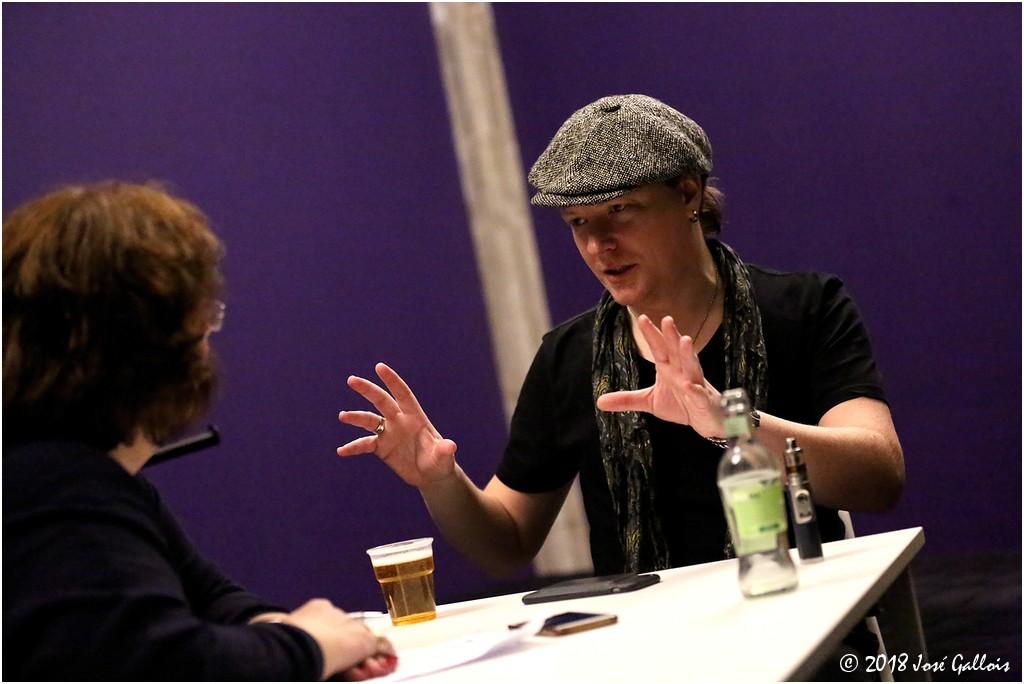 Interview Matt Schofield