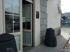 """Segunda """"Ação de compostagem"""" foi 24 de maio."""
