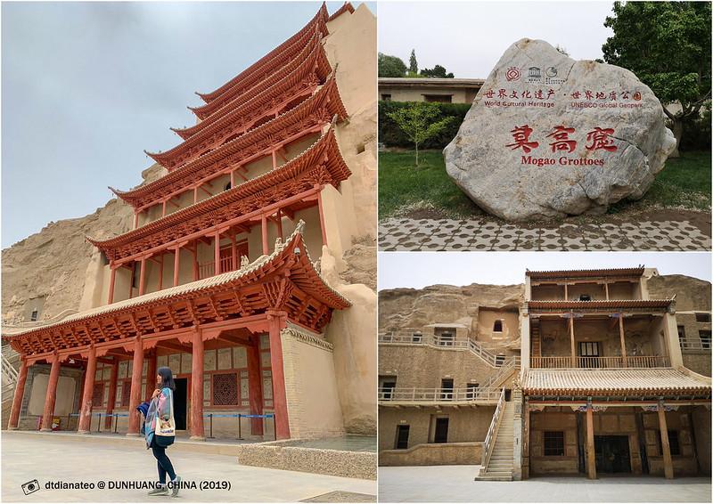2019 China Dunhuang Mogao Grottoes 05