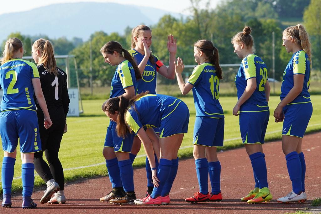 SL Frauenliga 18/19: SG G-A 11:0 Lieferinger SV