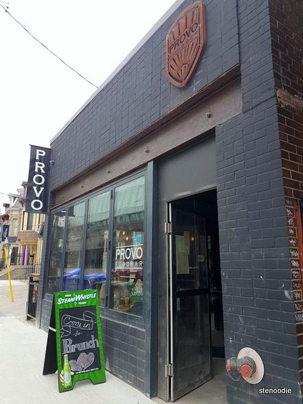 Provo FoodBar storefront