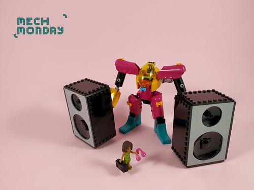 Mech Monday #21: Andrea's Boombot