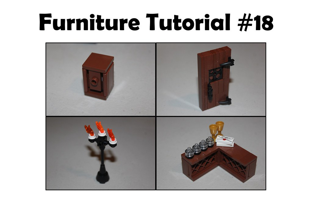 Furniture Tutorial #18