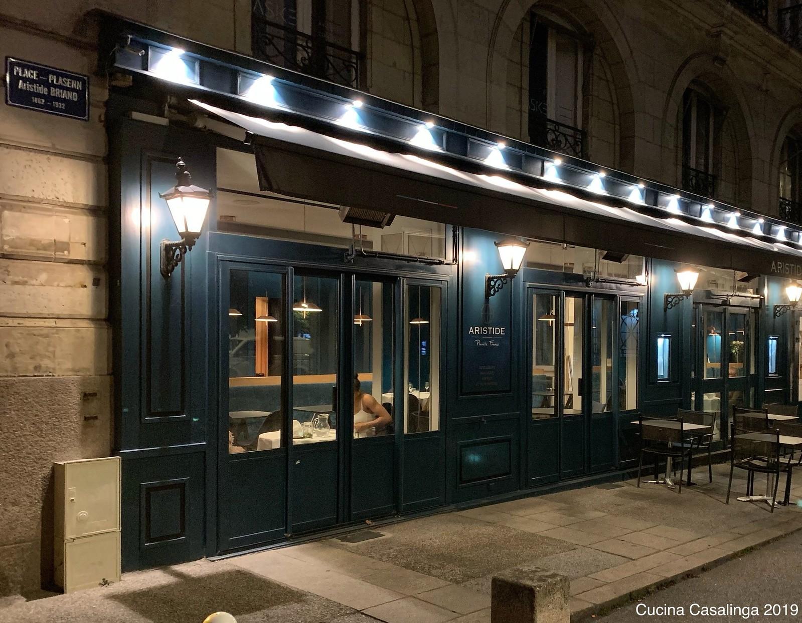 Nantes - Restaurant Aristide