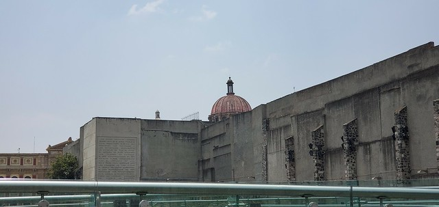 historic center of Mexico City