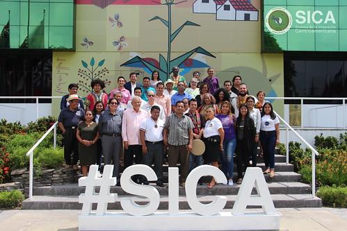 SICA fortalece redes regionales con líderes afrodescendientes e indígenas